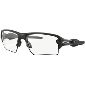 Oakley Flak 2.0 XL Pyöräilylasit, matte black/clear
